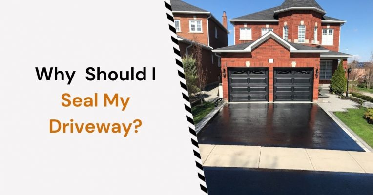Feature image for Why Should I Seal My Driveway blog